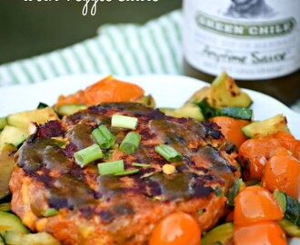 Hatch Salmon Cakes Recipe + More Green Chile Fish Dinners