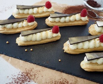 Luxury Chocolate Eclairs