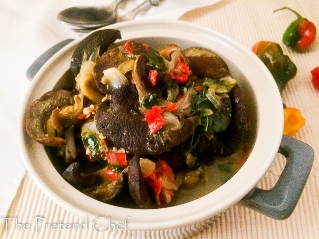Snail Pepper soup, Nigerian Snail Pepper Soup - The Pretend Chef
