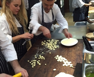 Novikov Italian Cookery Master Class by Michael R. Goss
