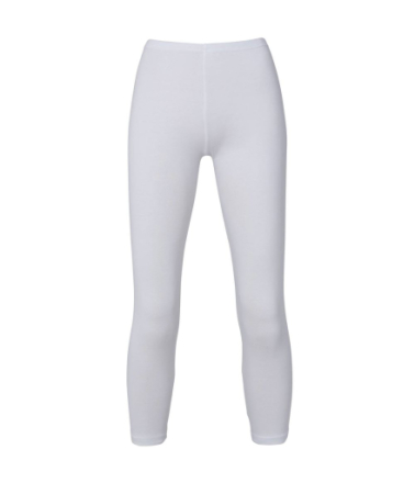 Trofe Long Leggings White