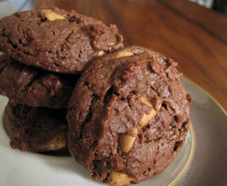 Cookie Fit de Amendoim e Coco