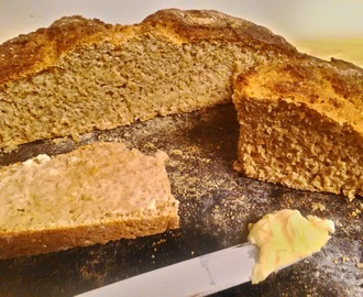 Nutty Smoked Soda Bread