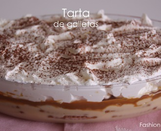 "Tarta de galletas (Thermomix) y escapada ""mini"""