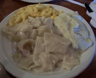 Cracker Barrel Dumplings