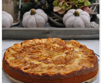 Apfel Quark Torte nach Betty's Rezept