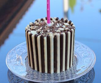 Mini Layer Cake tout chocolat