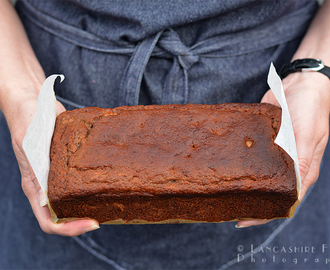 Banana and honey loaf cake - gluten free and no artificial sugars