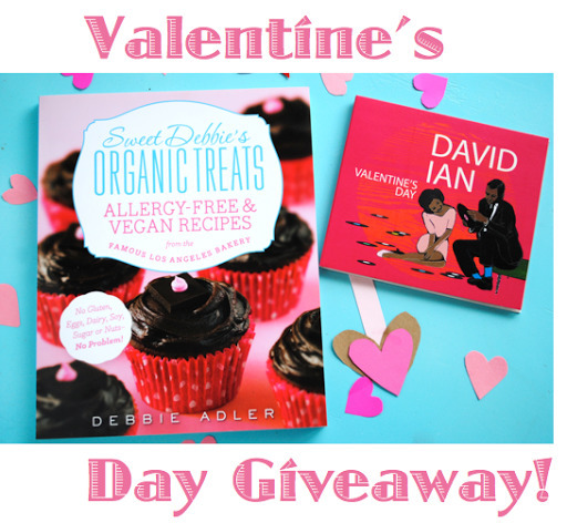 Love Month: A Valentine's Day Giveaway!