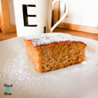 Low Syn Spiced Pumpkin Cake | Slimming World