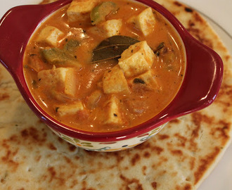 Tofu no butter Masala | North Indian curry Recipe | Healthy version of Paneer butter Masala