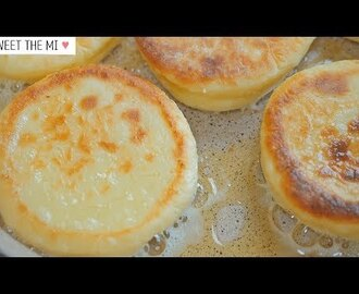 Cottage Cheese Pancakes [FOOD VIDEO]  [스윗더미 . Sweet The MI]