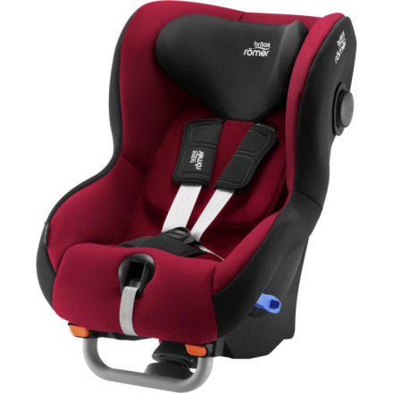 Britax Römer Max-Way Plus Bilbarnstol (Flame Red)