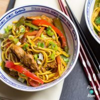 Syn Free Chicken Chow Mein | Slimming World