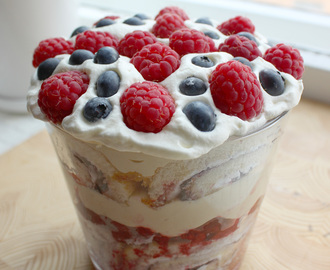 Royal Sherry Trifle
