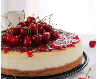 New York cheesecake (tarta de queso americana y pecaminosa)