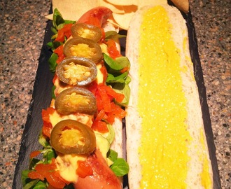NEW YORK HOT DOG (Cena#63)