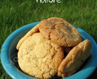 Cookies moelleux nature