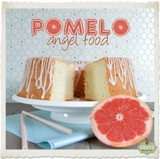Pomelo Angel Food