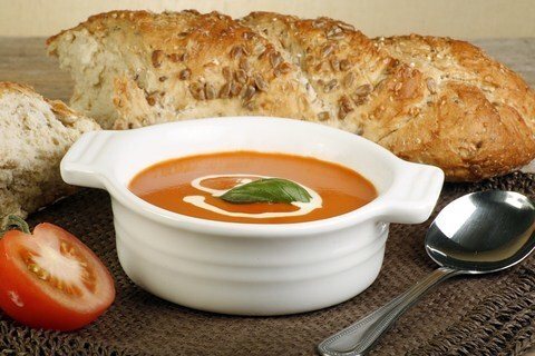Basic Cream of Tomato Soup