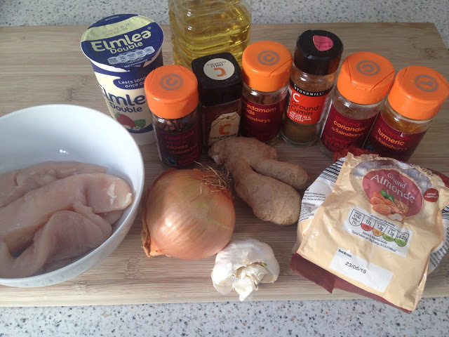 Curry Night #05 Hairy Biker's Chicken Korma
