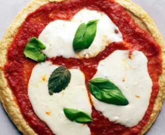 10 Receitas de Pizza de Liquidificador Light