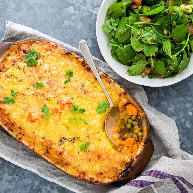 My Food Bag - Nadia Lim - Recipes - Veggie Cottage Pie