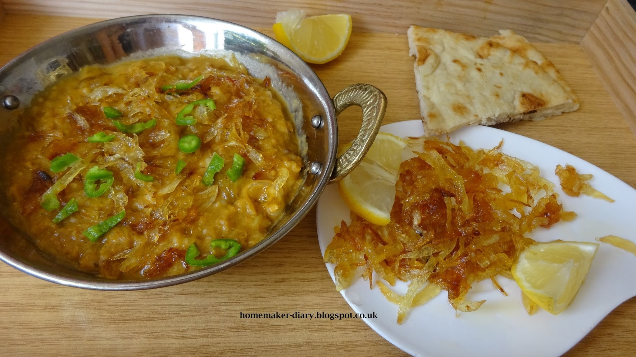 Vegetarian Haleem Recipe