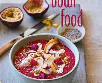 Book tip August 2017: Bowl food