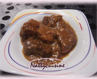 Carbonnade flamande au Cookéo