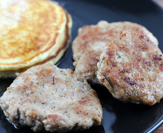 Homemade Maple Flavored Breakfast Sausage Recipe