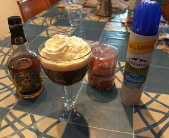 IRISH COFFEE - CAFE IRLANDES