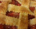 Tarta de Fresa Americana (Strawberry Pie)