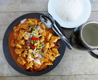 Panang curry kanasta