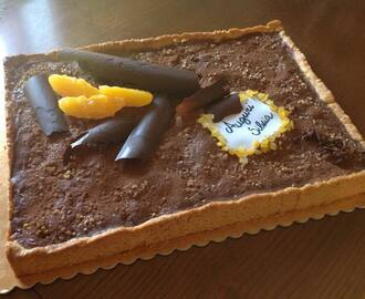 Crostata Brownies