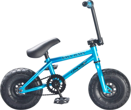 Rocker Irok+ Davy Jones Mini BMX Cykel