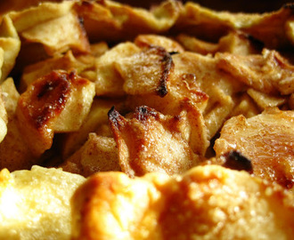 mom's country apple pie