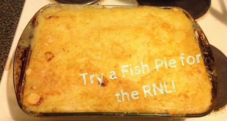 RNLI Fish Supper: Simple Fish Pie