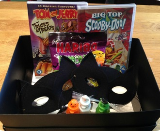 Big Top Scooby Doo and Tom and Jerry Tricks & Treats DVD's