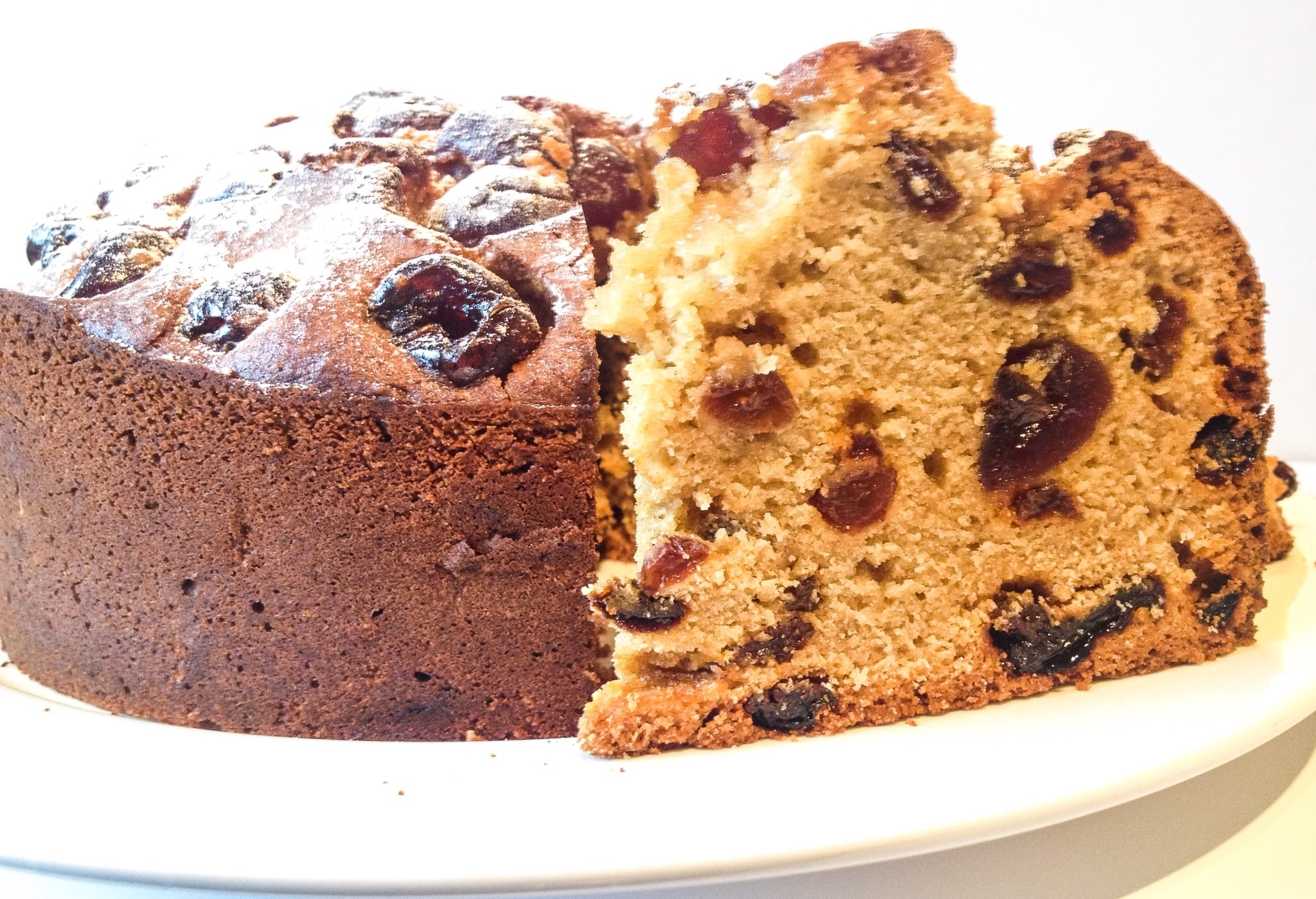 Farmhouse Fruit Cake #GBBOBloggers2015