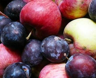 Plum, Pear and Apple Chutney