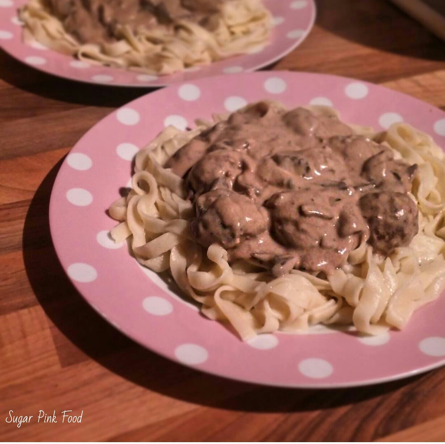 Slimming World Friendly Recipe:- Creamy Swedish Meatballs