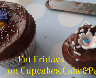 Fat Friday #42 Chocolate Banana Loaf Cake