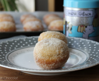 Beignets moelleux au thermomix