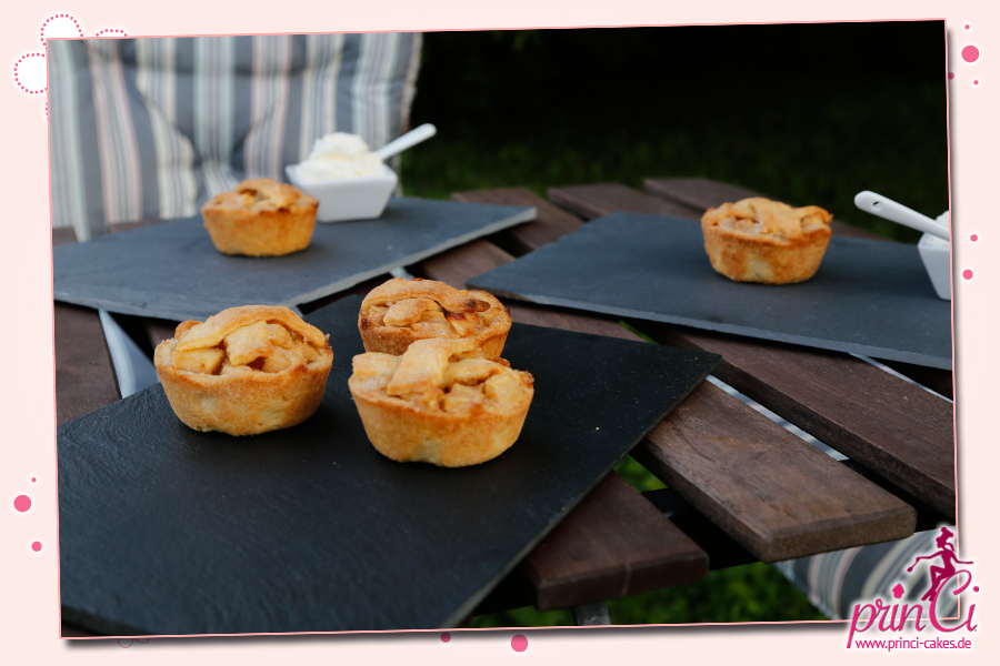 Apple-Pie Muffins