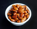 Sweet Asian Almonds (Gluten Free, Vegan, Refined Sugar Free)