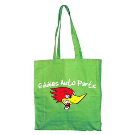 Eddies Auto Parts Tote Bag, Tote Bag