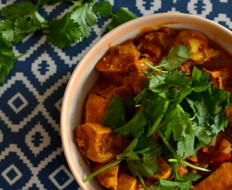 Bloggers' Favourites: Coconut chicken curry