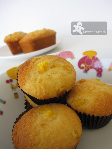 The Good Old Days Corn Muffins