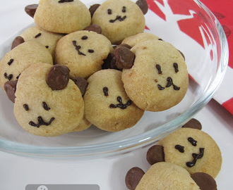 Horlick Teddy Bear Cookies